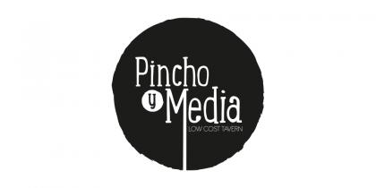 Logotipo Pincho y Media