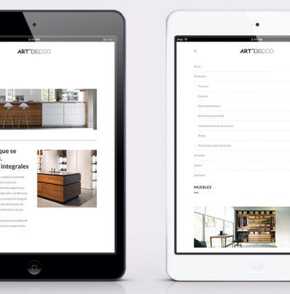 Art' Decco Cocinas y decoración