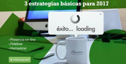 pagina web y estrategia de fidelización